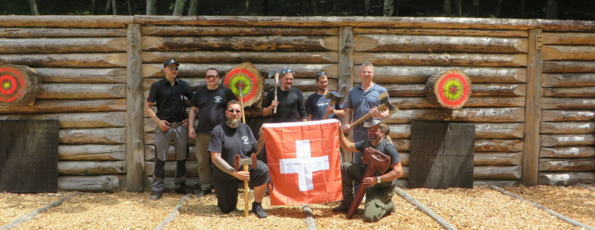 Swiss Double Axe Throwers Association
